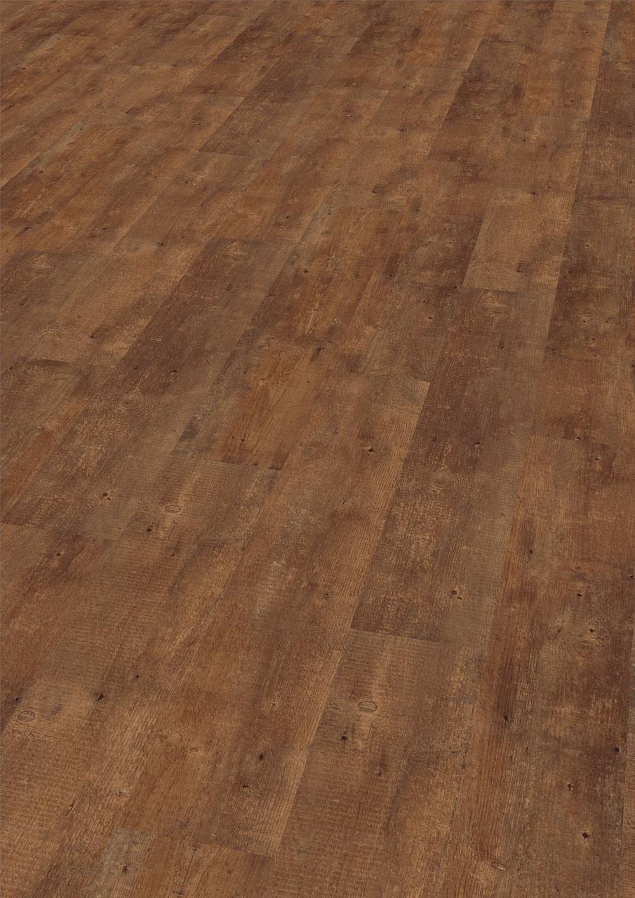 wineo vinyl 2 mm zum kleben boston pine brown ambra wood. Black Bedroom Furniture Sets. Home Design Ideas