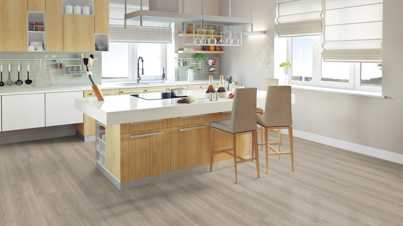 terh rne vinyl 5 mm klick eiche vilnius grau a05 pure choice. Black Bedroom Furniture Sets. Home Design Ideas