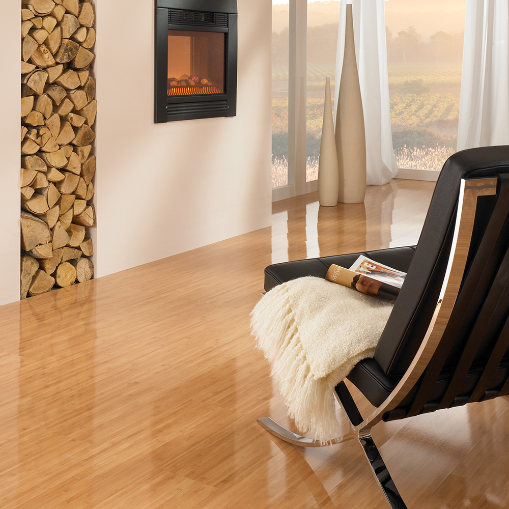 elesgo laminat hochglanz bambus ged mpft superglanz floor glattkante. Black Bedroom Furniture Sets. Home Design Ideas