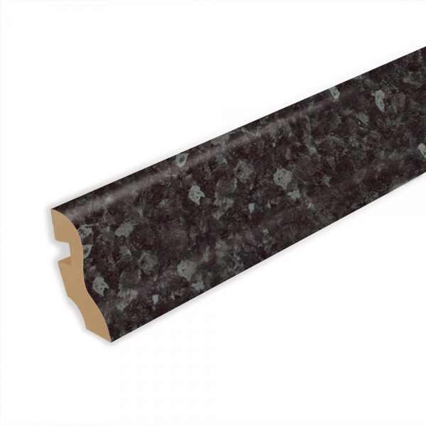 "Elesgo Fußleiste ""Black Pearl"" 20/40 mm kaufen - Laminatparadies"