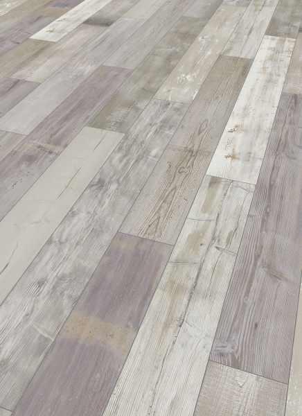 """Terhürne Avatara Floor """"Treibholz graubeige inkl. Trittschall"""" 1 Stab - A02 - 3 kaufen - Laminatparadies"""
