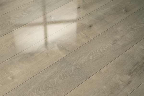 "Elesgo Laminat ""Hochglanz Tal Eiche Natur"" - Superglanz floor Diele"