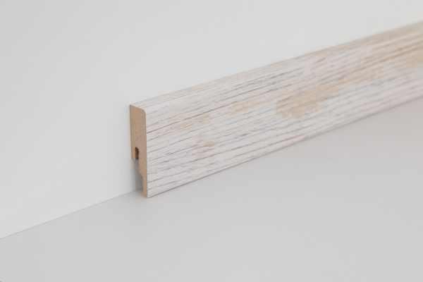 """Wineo Fußleiste """"Malmoe Pine"""" 16/60 mm"""