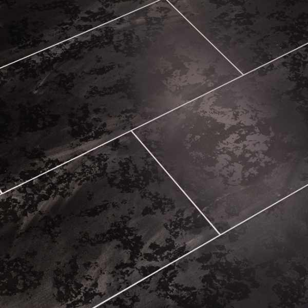 "Elesgo Laminat ""Color Black"" - Wellness floor Maxi V5"