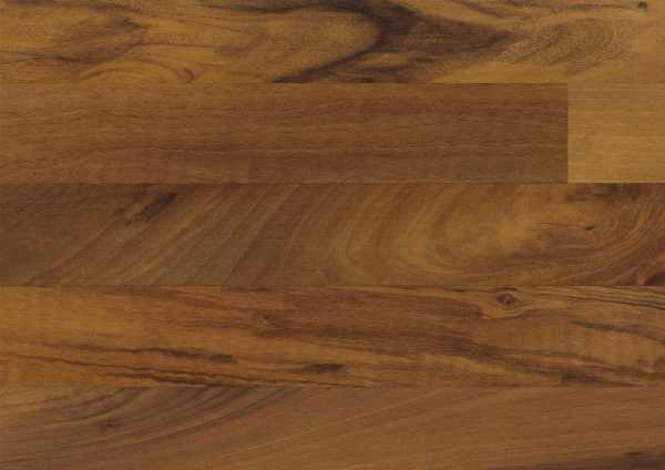 "Laminat ""Natural Walnut mit Trittschall"" 3 Stab - Wineo 300"