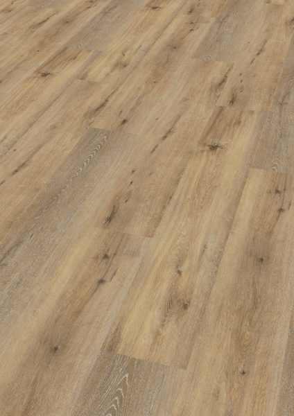 "Vinyl 9 mm Klick ""Joy Oak Tender"" inkl. Trittschalldämmung - Wineo 400 wood XL kaufen - Laminatparadies"
