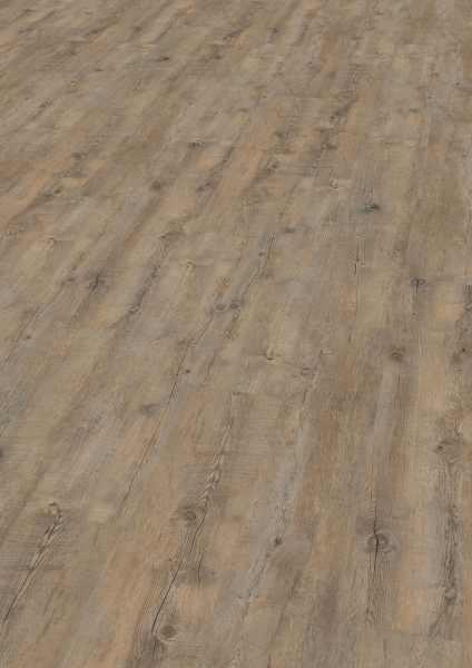 "Wineo Vinyl 9 mm Klick ""Arizona Oak Grey"" inkl. Trittschalldämmung - AMBRA wood"