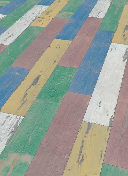 """Terhürne Avatara Floor """"Retroholz pastell"""" 1 Stab - C05"""