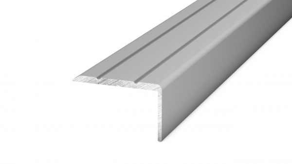 Winkelprofil 24,5 mm Silber 270 cm