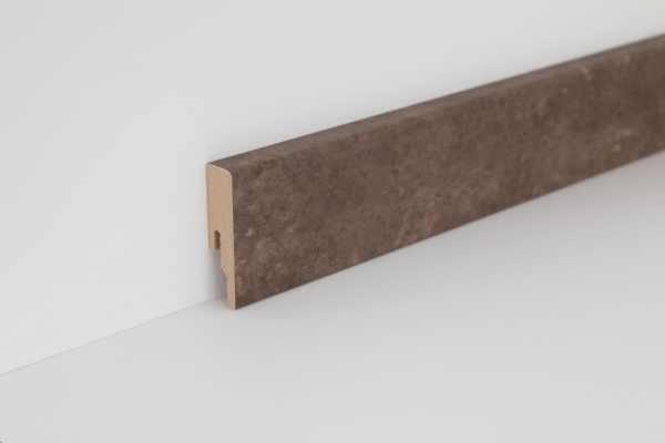 "Wineo Fußleiste ""Fortune Stone Rusty"" 16/60 mm"