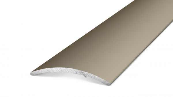 Übergangsprofil 30 mm Edelstahl 270 cm selbstklebend