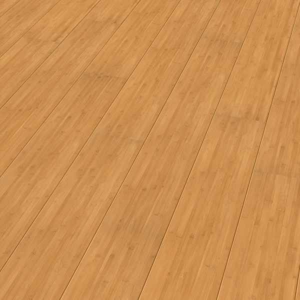 "Elesgo Laminat ""Hochglanz Bambus gedämpft"" - Superglanz floor Diele"