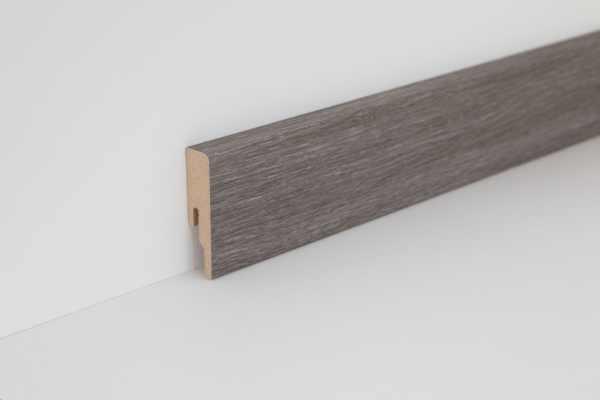 """Wineo Fußleiste """"Valour Oak Smokey"""" 16/60 mm"""