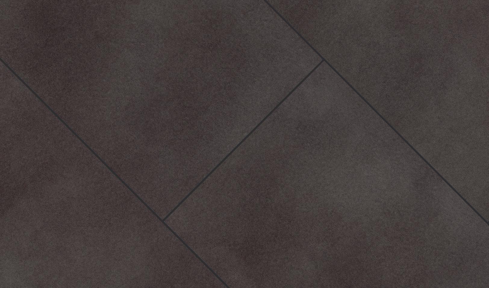 Berühmt Designboden Fliesenoptik Braun RP67