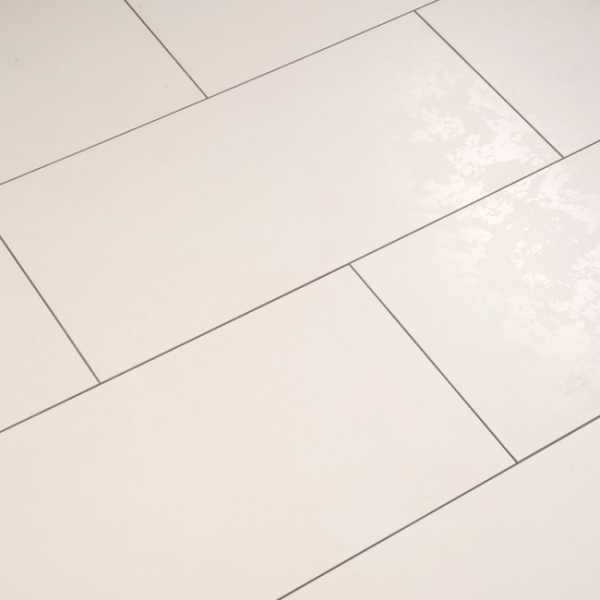 "Elesgo Laminat ""Color White"" - Wellness floor Maxi V5"