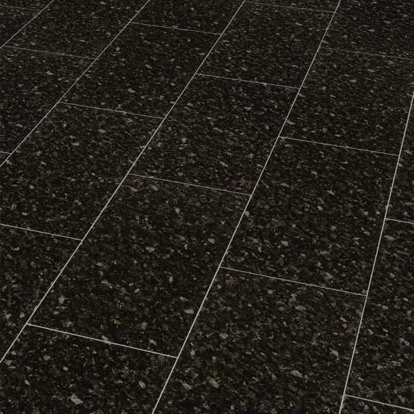 """Elesgo Laminat """"Hochglanz Black Pearl"""" - Superglanz floor Maxi V5"""