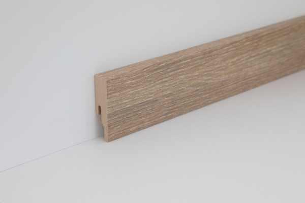 """Wineo Fußleiste """"Joy Oak Tender"""" 16/60 mm"""