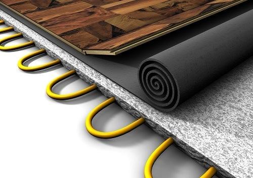 Trendig Laminat Fußbodenheizung kaufen | Laminatparadies.de LY47