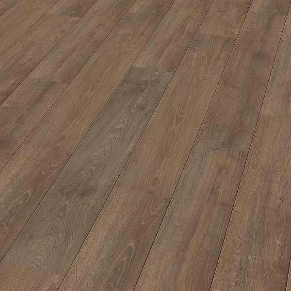 "Elesgo Laminat ""Eiche silber"" - Contour floor Rundkante"