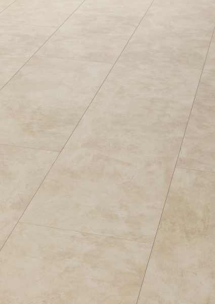 """Avatara Designboden 6 mm zum klicken """"Stein Terra sand inkl. Trittschall"""" - O05"""