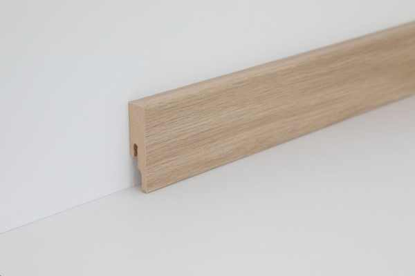 "Wineo Fußleiste ""Adventure Oak Rustic"" 16/60 mm"