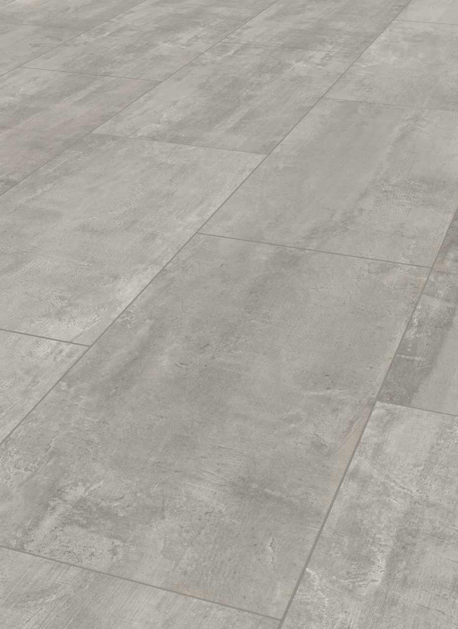 Laminat hellgrau betonoptik  Terhürne Laminat