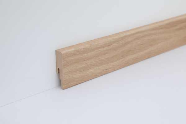 """Wineo Fußleiste """"Traditional Oak Brown"""" 16/60 mm"""