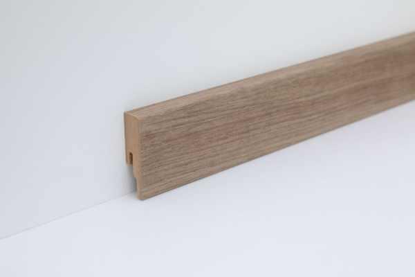 "Wineo Fußleiste ""Sun Oak"" 16/60 mm"